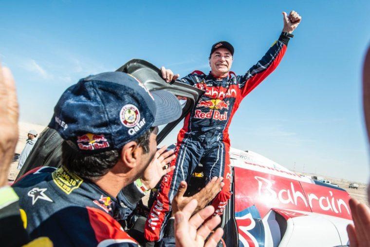 Rally Dakar: Νίκησε για τρίτη φορά ο Carlos Sainz