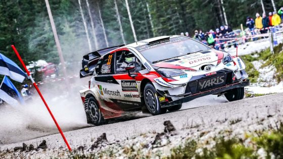 Rally Σουηδίας: Νίκη για Evans και Toyota