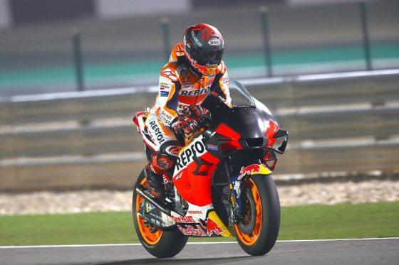 Ανακούφιση στη Honda και τον Marquez μετά το Κατάρ