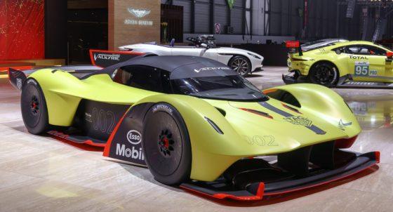 H Aston Martin εγκαταλείπει το πρόγραμμα της Valkyrie για το WEC