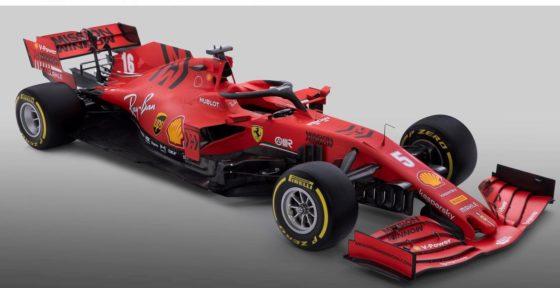 Τεχνική Ανάλυση: Ferrari SF1000