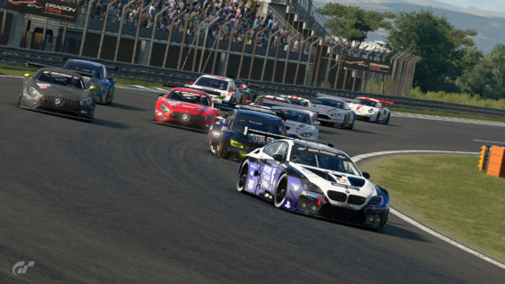GORO GGT3C Pre-Season Race Report: Chaos and a champion's drive