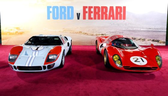 Δύο Όσκαρ κατέκτησε η ταινία Ford vs Ferrari