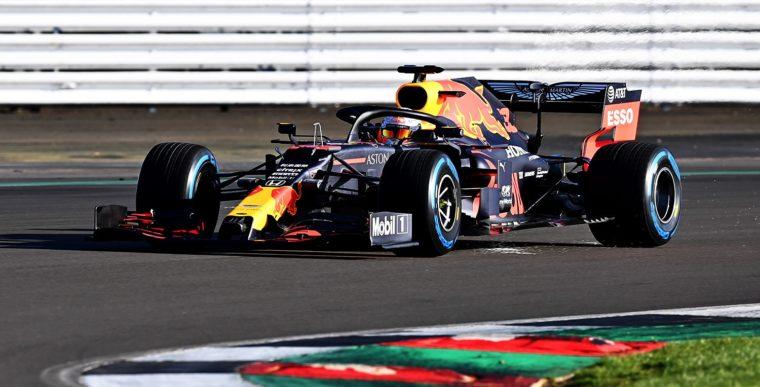 H Red Bull αποκάλυψε την RB16 του 2020