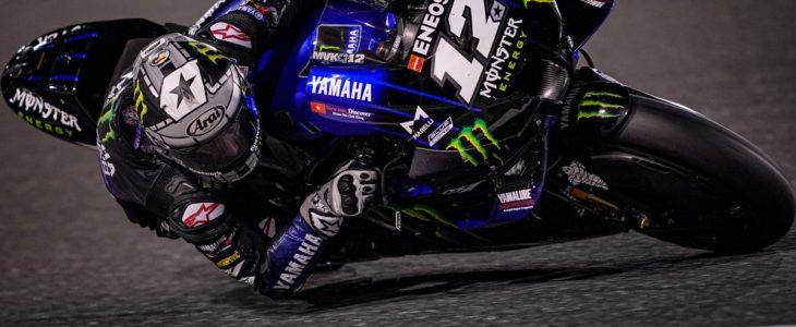 Δοκιμές Κατάρ: Κυριαρχία Yamaha με ταχύτερο τον Vinales