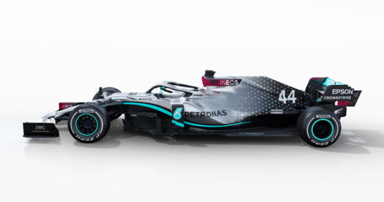 H νέα Mercedes W11 είναι εδώ (photos)