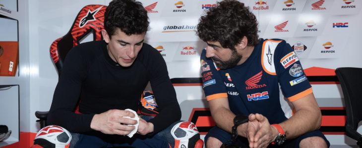 Marquez: «Πρέπει να υποφέρω τώρα για να είμαι έτοιμος στο Κατάρ»