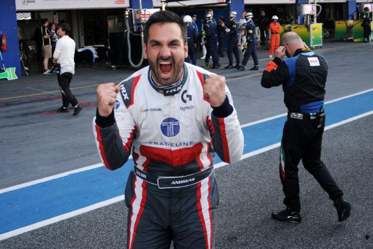 Με νίκη έκλεισε ο Ανδρέας Λασκαράτος το Asian Le Mans Series