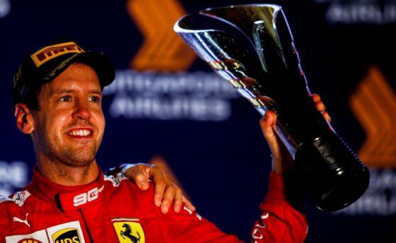 Ξεκίνησαν οι συζητήσεις ανανέωσης μεταξύ Ferrari και Vettel