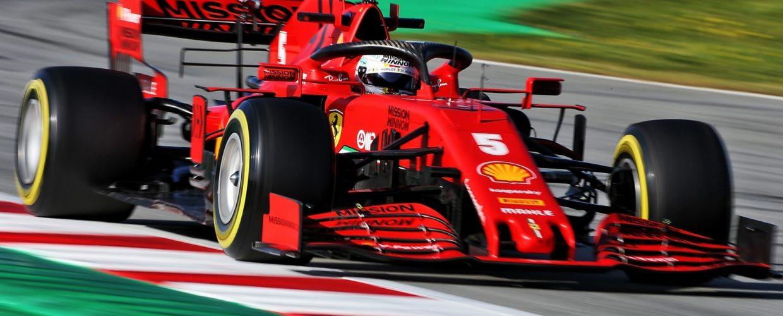 Δοκιμές Βαρκελώνης D5, απόγευμα: Παρέμεινε στη κορυφή η Ferrari – Προβλήματα για τη Mercedes