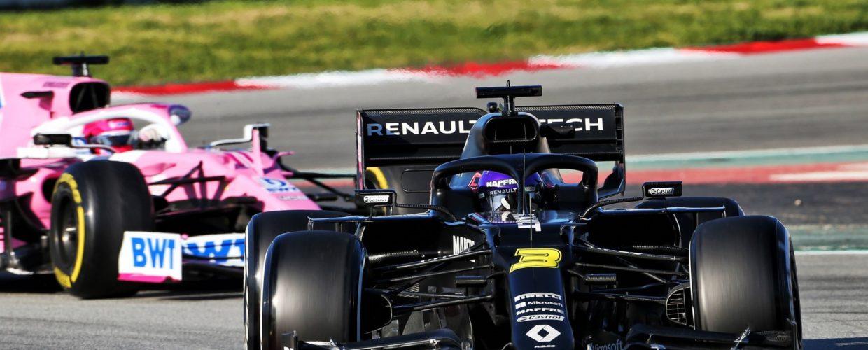 Δοκιμές Βαρκελώνης D6, πρωί: Πρωτιά για Renault και Ricciardo μπροστά από Ferrari και Mercedes