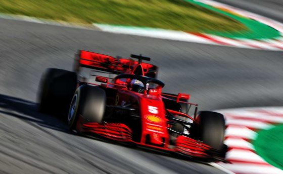 Ferrari: «Δεν είμαστε γρήγοροι»