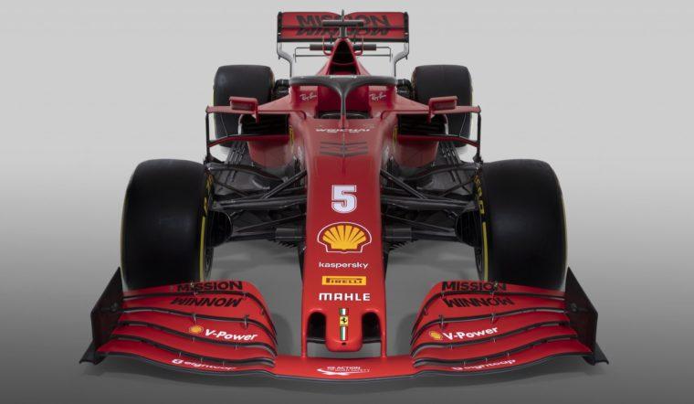 H Ferrari στοχεύει μέγιστα επίπεδα κάθετης δύναμης με την «ακραία» SF1000