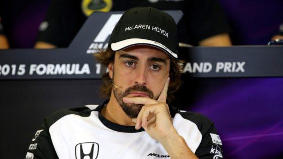"""Μετανιωμένος ο Alonso για το """"GP2 engine"""""""