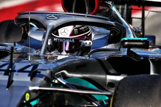Απόλυτα σίγουρη η Mercedes για τη νομιμότητα του συστήματος DAS