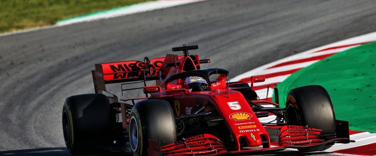 Δοκιμές Βαρκελώνης D5, πρωί: Ταχύτερος ο Vettel – Είδαμε τις πρώτες προσομοιώσεις κατατακτηρίων