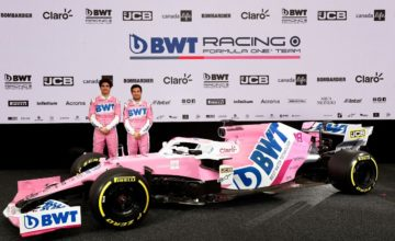 Επίσημη αποκάλυψη της νέας Racing Point RP20