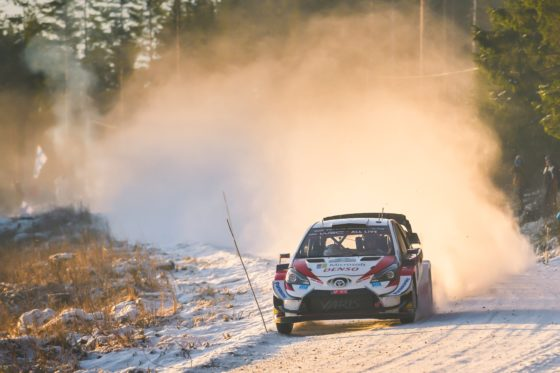Rally Σουηδίας: Κοντά στη νίκη ο Evans με δύο ειδικές να απομένουν