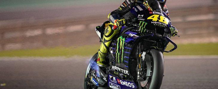 Rossi: «Είμαι γρήγορος αλλά δεν είναι αρκετό για τη νίκη»