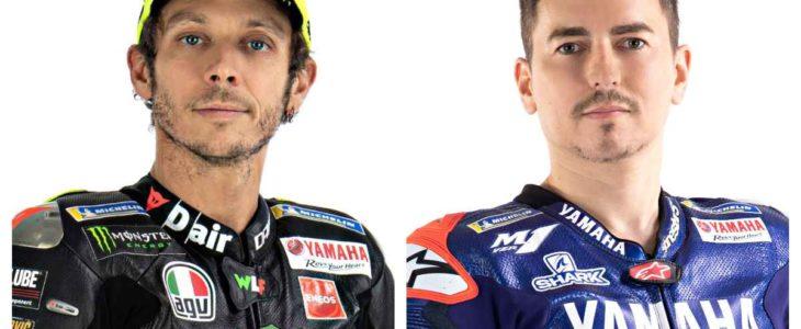 Εξετάζει τους Rossi και Lorenzo για το 2021 η SRT Yamaha