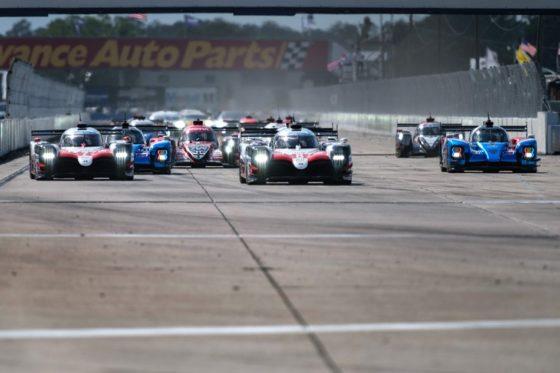 WEC 1000M Sebring: H ευκαιρία της Ginetta και η καταδικασμένη Toyota