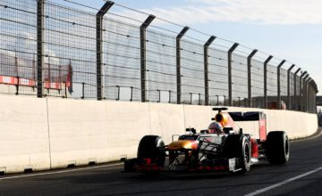 Video: Ένας γύρος στη πίστα του Zandvoort με τον Max Verstappen