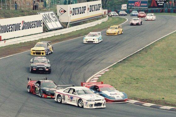 JGTC-Super GT: Racing made in Japan (Μέρος Α')