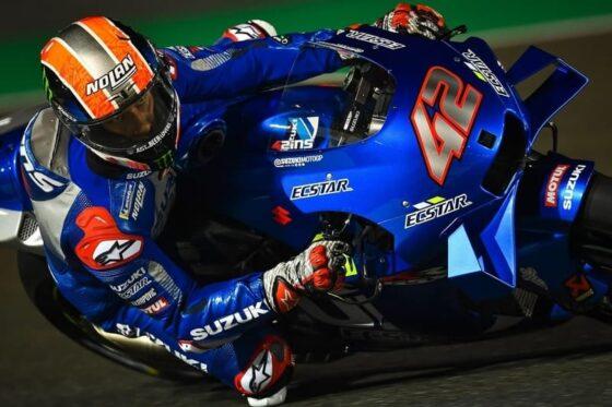 O Vinales βάζει τη Suzuki στη μάχη για το Πρωτάθλημα