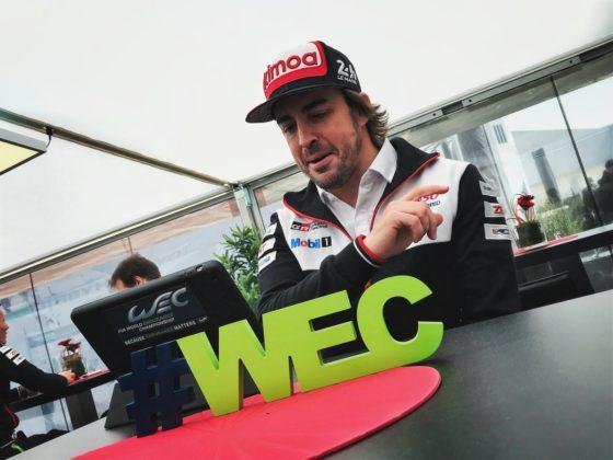 Ο Alonso βλέπει το μέλλον του μακριά από την F1