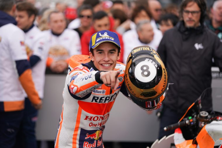 Η Ducati είχε προσεγγίσει τον Marquez για το 2020