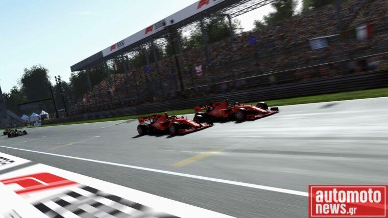 Ελληνικό Πρωτάθλημα F1: Ένας γύρος στην πίστα της Monza (vid)