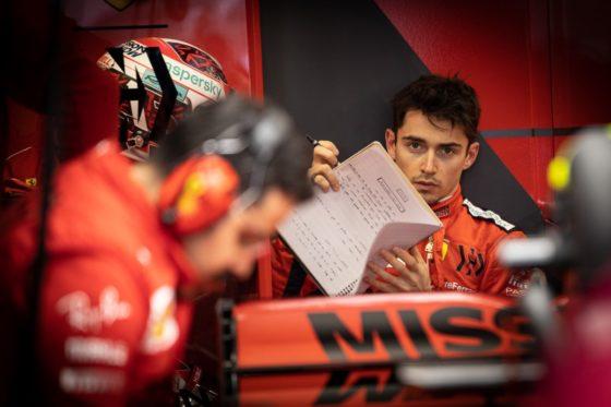 Leclerc: «Πρέπει να πιάσουμε τους αντιπάλους μας»