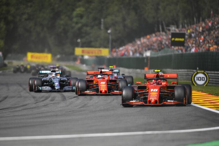 Live: Δες το GP Βελγίου για το Ελληνικό Πρωτάθλημα F1