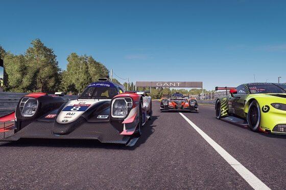 Live: Δες ζωντανά το Virtual 24H Le Mans