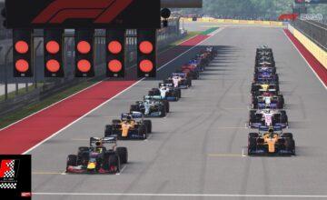 Έλαμψε το άστρο της McLaren στο GP ΗΠΑ για το Ελληνικό Πρωτάθλημα F1
