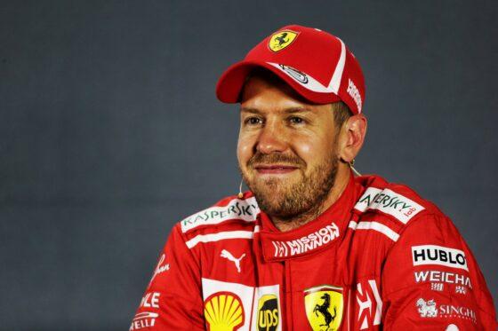 Vettel: «Είμαι έτοιμος να τα δώσω όλα»