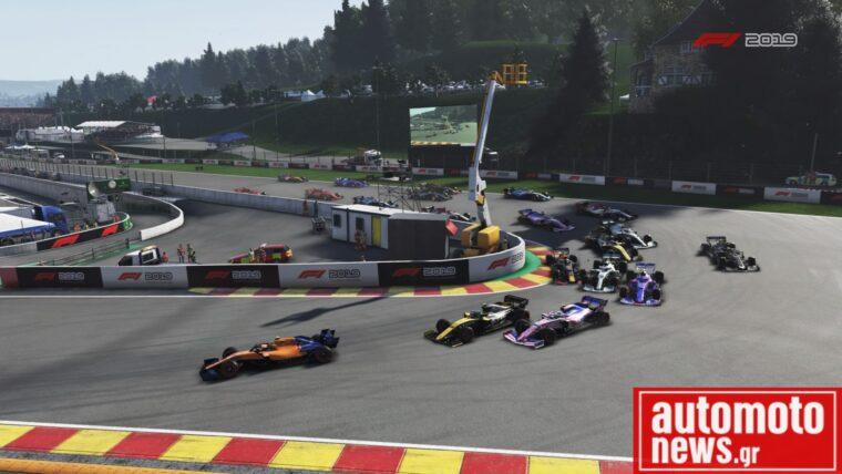 Μάχες μέχρι τελικής πτώσης στο θρυλικό Spa για το Ελληνικό Πρωτάθλημα F1