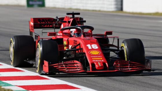Με το μονοθέσιο των χειμερινών δοκιμών στην Αυστρία η Ferrari