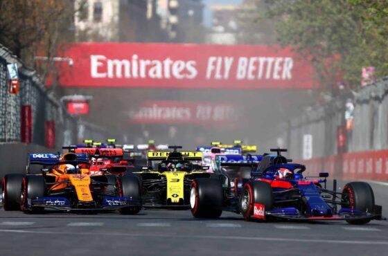 Live: Δες το GP του Αζερμπαϊτζάν για το Ελληνικό Πρωτάθλημα F1