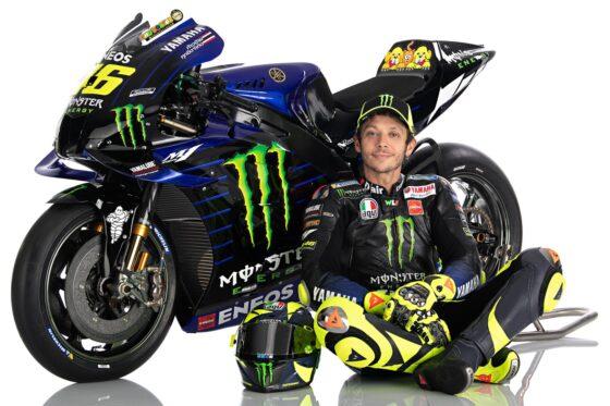 Rossi: «Μου έχει λείψει πολύ η M1 μου»