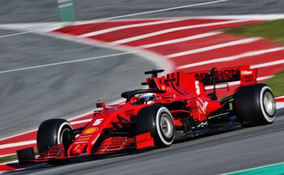 Η Ferrari φέρνει αναβαθμισμένο κινητήρα και κιβώτιο στην Αυστρία