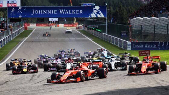 Το θρυλικό Spa-Francorchamps υποδέχεται το Ελληνικό Πρωτάθλημα F1