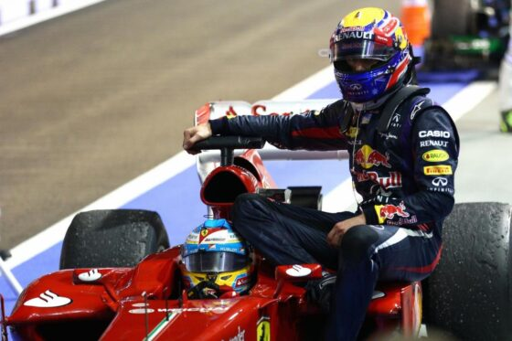 Ο Webber δεν βλέπει νόημα σε ενδεχόμενη επιστροφή του Alonso στην F1