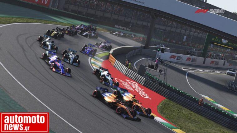 Κυριαρχία της McLaren και μάχες μέχρι τελικής πτώσης στο GP Βραζιλίας για το Ελληνικό Πρωτάθλημα F1