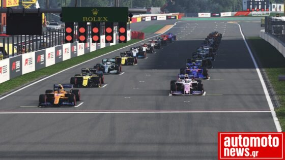 Το Ελληνικό Πρωτάθλημα F1 ρίχνει αυλάια στο Red Bull Ring