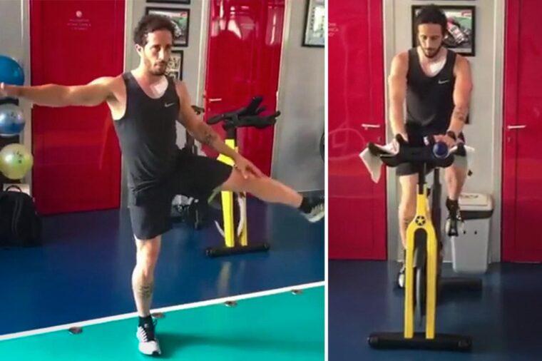 Επέστρεψε στο γυμναστήριο ο Dovi – Στο τελικό στάδιο η ανανέωση με Ducati