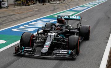 GP Αυστρίας FP1: Ταχύτερος ο Hamilton στην επιστροφή της F1