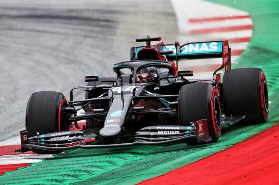 GP Αυστρίας FP2: Στη κορυφή με άγριες διαθέσεις ο Hamilton