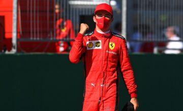 Leclerc: «Η 2η θέση σαν νίκη στην Αυστρία»