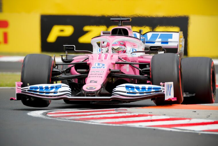 Racing Point: «Στη σήραγγα ήμασταν δευτερόλεπτα πιο αργοί στον γύρο»